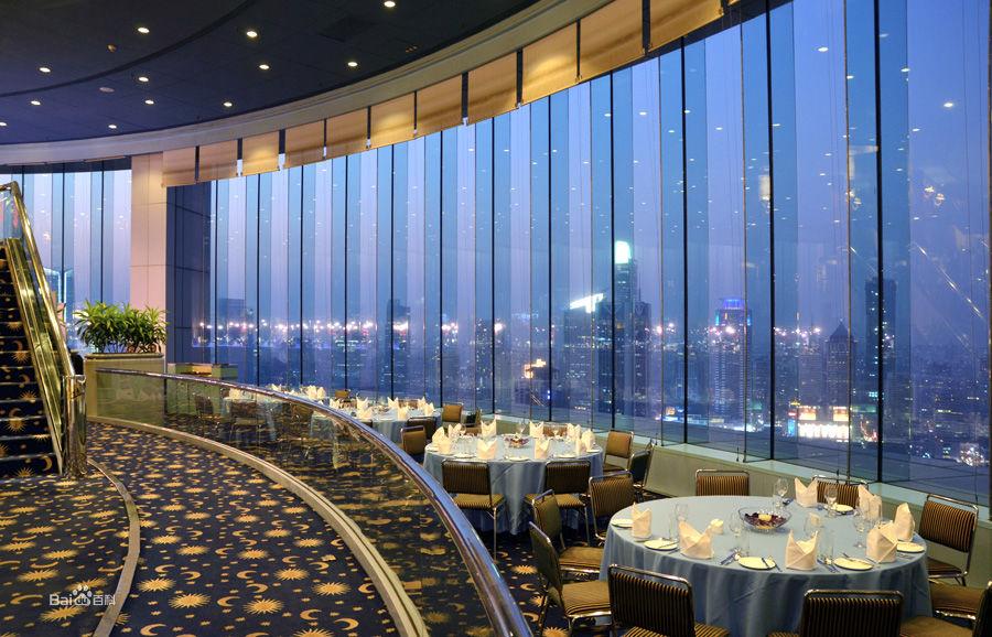 广州塔旋转餐厅自助餐